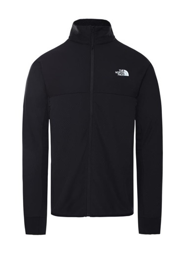 The North Face Summit Future Fleece Erkek Sweatshirt Siyah Siyah